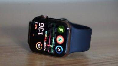 """Photo of """" ساعة آبل الذكية"""" تهيمن على سوق الأجهزة القابلة للارتداء"""
