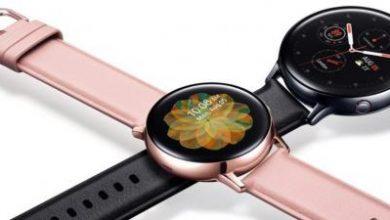 Photo of سامسونج تعلن عن الجيل الثاني من ساعتها الذكية Galaxy Watch Active