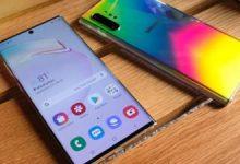 سامسونج تعلن رسميا عن هواتف Note 10 و Note 10 Plus