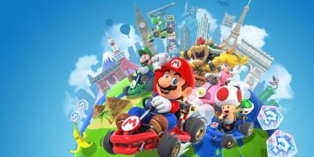 لعبة ماريو الجديدة Mario Kart Tour ستأتي إلى أجهزة IOS وأندرويد!