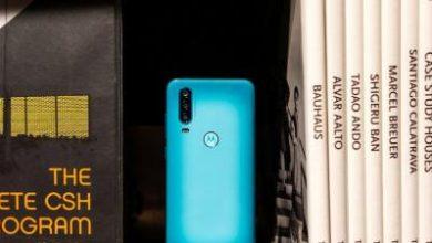 Photo of موتورولا تجلب ميزات كاميرا GoPro عبر هاتفها الجديد