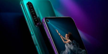 Honor 20 Pro ينافس هواتف الألعاب الرائدة