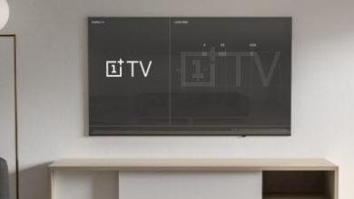 Photo of ون بلس تؤكد إطلاقها التلفاز الذكي OnePlus TV