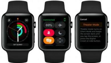 Photo of 3 نصائح تساعدك في تأمين Apple Watch لحماية بياناتك المهمة