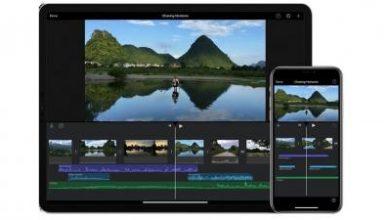 Photo of 4 تطبيقات تساعدك على تحرير الفيديو على آيفون وآيباد بسهولة