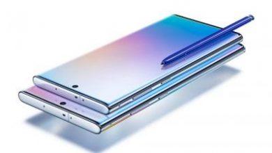 "Photo of Galaxy Note10+ يحصل على لقب ""أفضل شاشة على الإطلاق"""