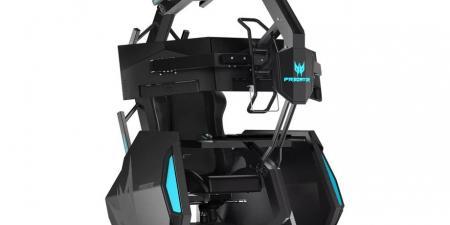أيسر تعلن عن كرسي ألعاب بسعر 14,000 دولار في IFA 2019