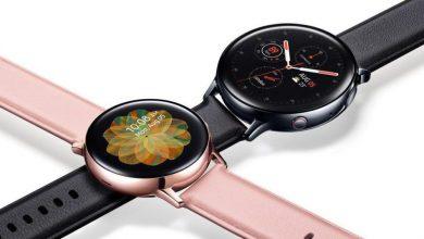 Photo of ساعة Galaxy Watch Active 2 ستدعم مزايا جديدة مطلع 2020