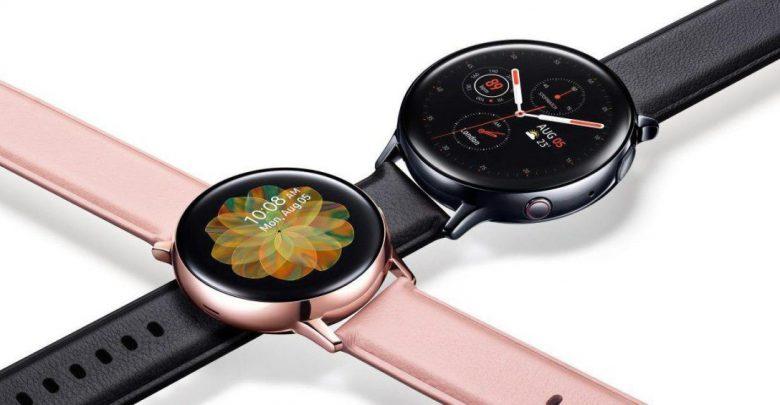 ساعة Galaxy Watch Active 2 ستدعم مزايا جديدة مطلع 2020