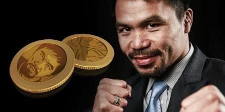 بطل ملاكمة فلبيني يطلق عملته المشفرة Pac