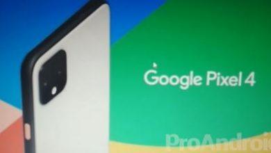 Photo of تسريب الفيديو الترويجي الرسمي لهاتف Pixel 4 من جوجل