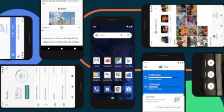 جوجل تعلن عن إطلاق أندرويد 10 (إصدار جو) مع العديد من التحسينات