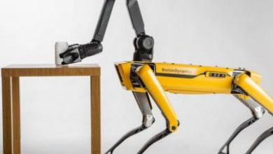 Photo of روبوت بوسطن ديناميكس متوفر الآن لعملاء محددين