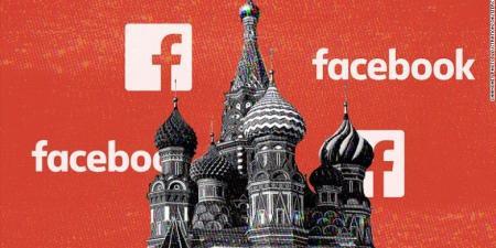 روسيا تتهم فيسبوك وجوجل بالتدخل في الانتخابات المحلية