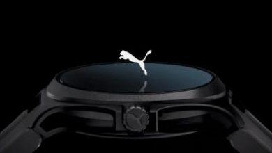 Photo of شركة الملابس الرياضية Puma تطلق أول ساعة ذكية