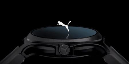 شركة الملابس الرياضية Puma تطلق أول ساعة ذكية