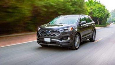 سيارة فورد إيدج الجديدة تستخدم الذكاء الاصطناعي لتقليل استهلاك الوقود