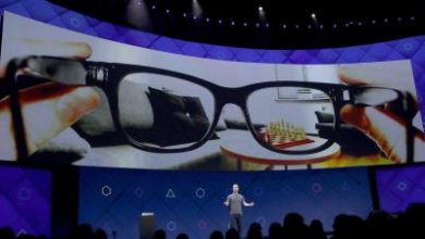 Photo of فيسبوك تتجه إلى تطوير نظارات ذكية لإجراء المكالمات بدلاً من الهاتف