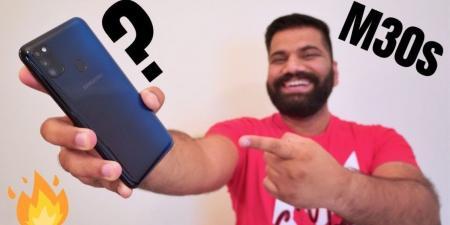قناة يوتيوب هندية تنشر مراجعة لهاتف Galaxy M30s المرتقب