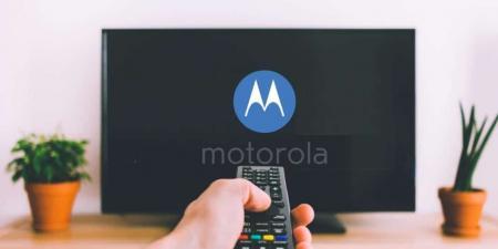 موتورولا تدخل المنافسة في صناعة أجهزة التلفزيون الذكية