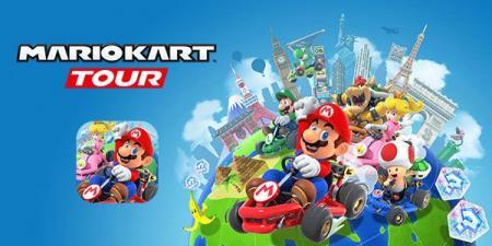 نينتندو تطلق رسميًا لعبتها Mario Kart Tour لأندرويد وآي أو إس