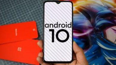 Photo of ميزات فريدة.. ون بلس تطلق آندرويد 10 على سلسلة OnePlus 7