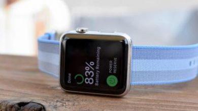 Photo of 5 طرق تساعدك على إطالة عمر بطارية Apple Watch