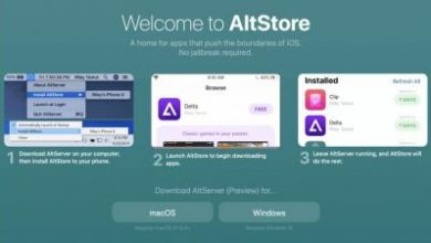 Photo of AltStore .. متجر تطبيقات iOS بديل بدون كسر الحماية