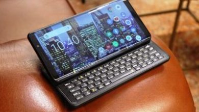F(x)tec Pro1 .. هاتف ذكي لعشاق لوحة المفاتيح المادية