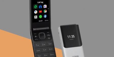 HMD تعيد إحياء هاتف نوكيا 2729 القابل للطي