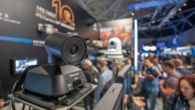 Photo of لمراقبة أدق.. شركة باناسونيك تطلق كاميرا مراقبة متحركة بدقة 4K