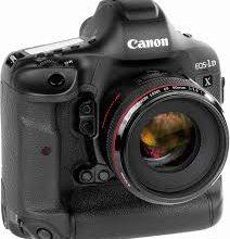 Photo of طرح كاميرا EOS-1D X Mark III