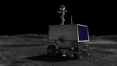 Photo of بحثًا عن الماء .. ناسا ترسل روبوت إلى القمر عام 2022