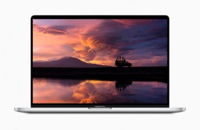 آبل تكشف عن جهاز MacBook Pro