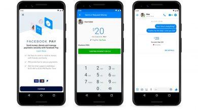 Photo of فيسبوك تعلن عن إطلاق Facebook Pay