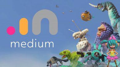 Photo of فيسبوك تبيع Oculus Medium VR إلى أدوبي