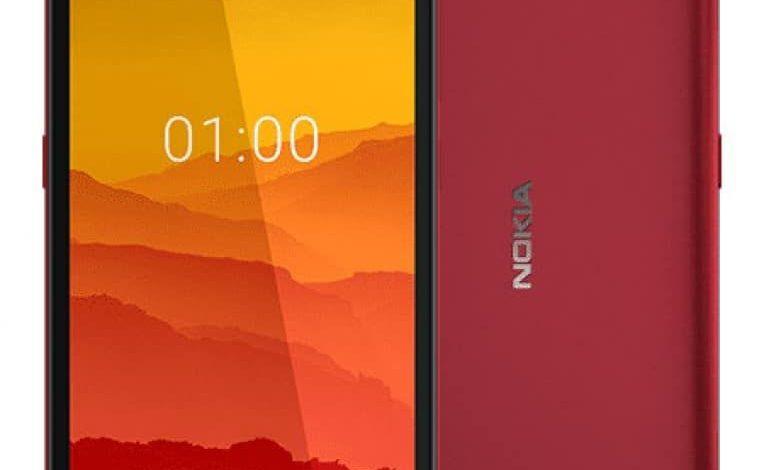 نوكيا تكشف عن هاتفها الجديد Nokia C1