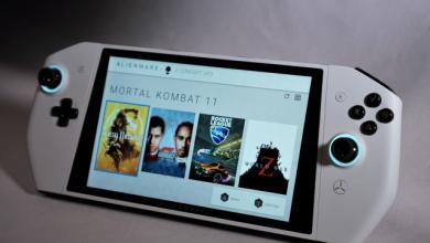 Photo of Alienware تكشف عن حاسب محمول للألعاب على شكل نينتندو سويتش