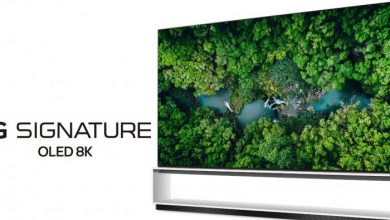 Photo of إل جي ستطرح عن 8 أجهزة تلفاز بدقة 8K مع شاشات OLED