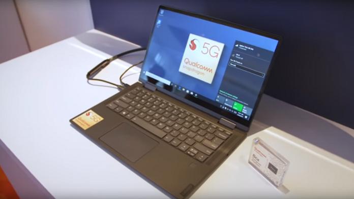 لينوفو تطلق حاسوب Yoga 5G بتقنية الجيل الخامس