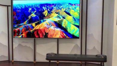 Photo of سامسونج تعلن عن أول تلفزيون لاسلكي في العالم