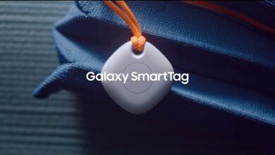 Photo of سامسونج تكشف عن متتبع Galaxy SmartTag