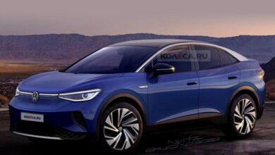 Photo of ID 5 .. سيارة كوبيه كهربائية من فولكس فاجن قادمة هذا العام