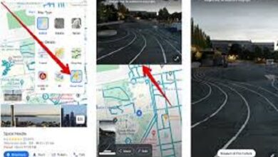 Photo of كيفية استخدام ميزة تقسيم الشاشة في تطبيق خرائط جوجل