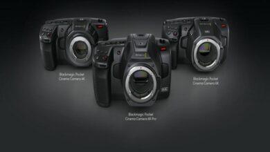 Photo of Blackmagic Design تعلن عن كاميرتها BMPCC 6K Pro