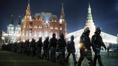 Photo of الشرطة الروسية تستخدم التكنولوجيا الرقمية ضد المتظاهرين