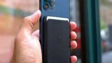 Photo of آبل تبتكر حزمة بطارية مغناطيسية لجهاز iPhone