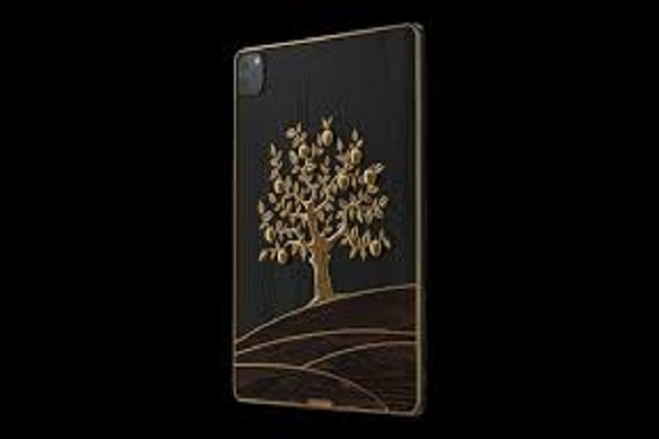 Caviar تكشف عن iPad Pro مع كيلوجرام من الذهب