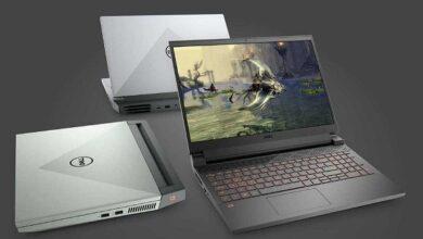 Photo of حاسب Dell G15 جديد مخصص للألعاب