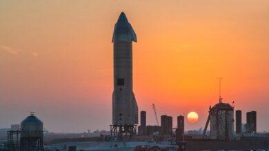 """Photo of إيلون ماسك يتوقع إنزال صواريخ """"ستارشيب"""" على المريخ قبل 2030"""